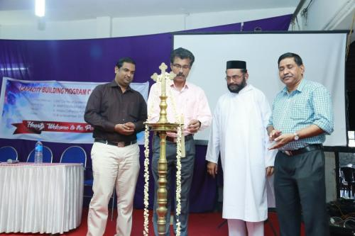 Inauguration of CBP program on Mathematics by CBSE CoE